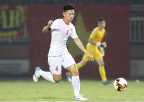 TOP 4 most promising young talents in Vietnamese football today (1)